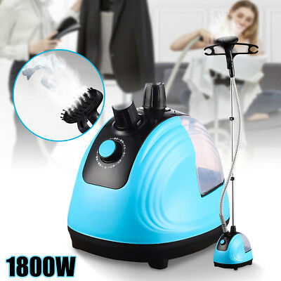 1800W Clothes Hanging Ironing Machine Steam Brush Steamer Household Home Garment