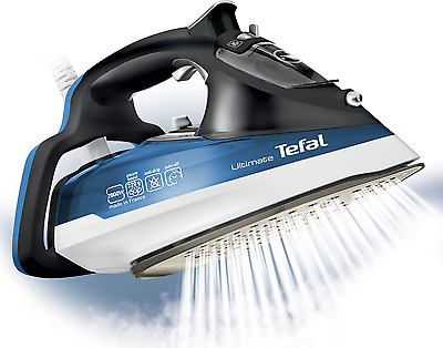 NEW TEFAL Ultimate Premium Steam Iron (Auto Cut Off) Made in France FV9715