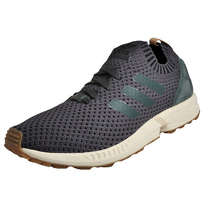 12bfff089 ADIDAS ORIGINALS ZX Flux Primeknit Men s Casual Gym Fashion Trainers Green  - EUR 65
