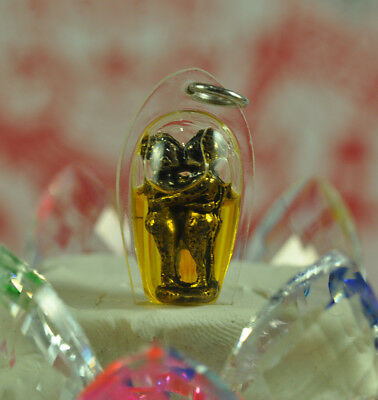 Inn Koo Sex Appeal Magic Oil Thai Amulet Love Attraction Charm Occult Pendant