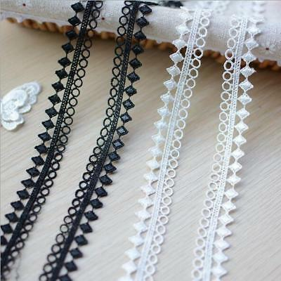 5 Yards Triangular Lace embroidery clothing Sewing necklace DIY Accessories