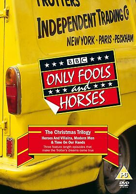 Only Fools and Horses: Christmas Trilogy (Box Set) [DVD]