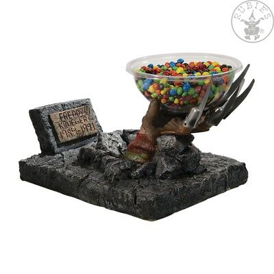 Freddy a Nightmare on Hand Candy Bowl Holder