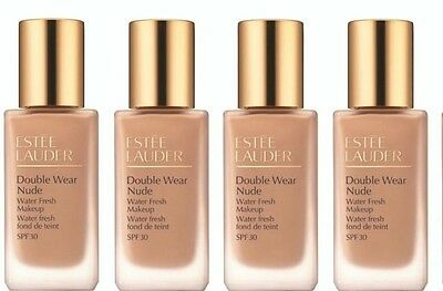 ESTEE LAUDER Double Wear Nude Water Fresh Foundation SPF 30 Sample only 2ml