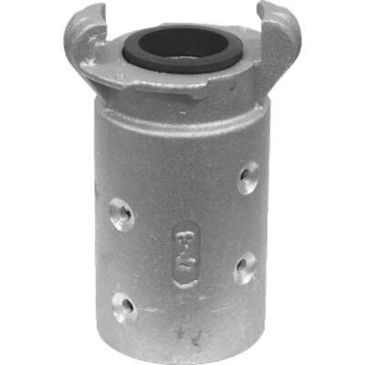 "Replaces Clemco 00569 Aluminum Sandblast Quick Coupling For 11/4"" Id Hose Q-3-Al"