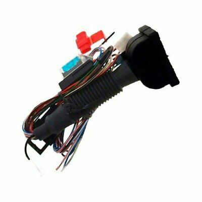 Wiring for Piaggio Original Anti-Theft Alarm M004 Specific for Beverly 125 200