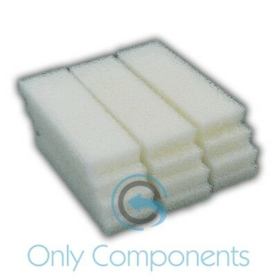 FLUVAL 204 205 206 304 305 306 Compatible Aquarium Filter Foam Sponge Media