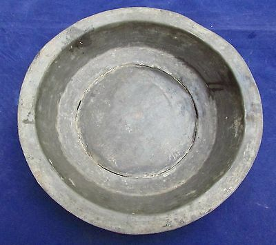 Very Large Byzantine  Bronze Dish Plate 12th Century AD (2648-)