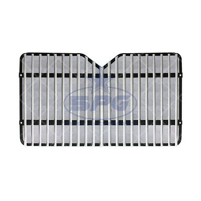 International 9200 9400 grill with bug screen # 2822