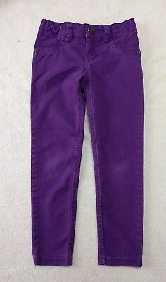 Girl's Children's Place Purple Stretchy Jeggings Size 5