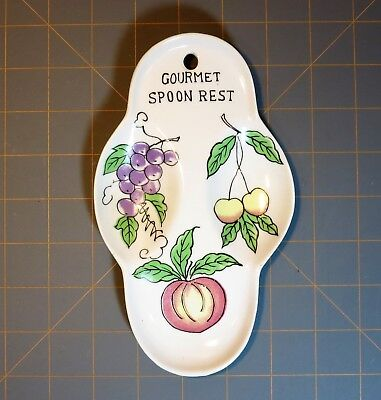 GOURMET SPOON REST - Ceramic