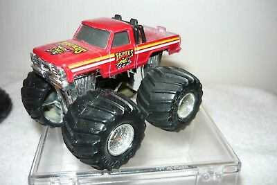 Vintage 1985 Matchbox Superchargers Taurus Powered Monster Truck
