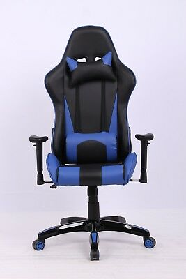 VinMax Executive Racing High Back Reclining Chair Gaming Chair Office Compute