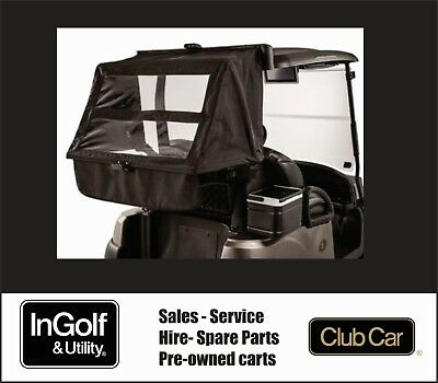 Club Car PRECEDENT Rain Cover Bag Protector Cover GENUINE Part BLACK 47606243002