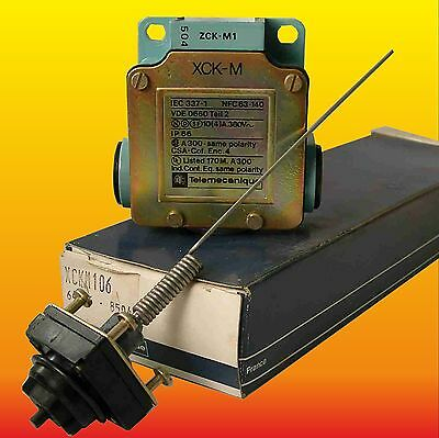 "Xck-M 106 Limit Switch ""Telemecanique"" 10 A 380 V"