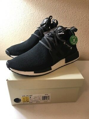 2ddc273a NEW Adidas NMD XR1 MASTERMIND Size 13 BA9726 CORE Black 100% Authentic