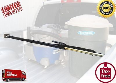 Cargo Stabilizer Bar Keeper Ratcheting Pick-up//Truck Bed Restraint Bar NEW