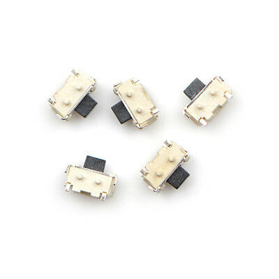 20pcs Side Tactile Push Button Micro SMD SMT Tact Switch 2*4mm H EV