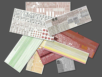 OO gauge HMRS Transfers sheets for locos and coaches (36 different models)