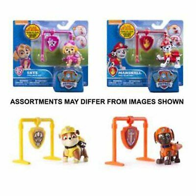 Paw Patrol Action Pack Pup and Badge Kids Toy