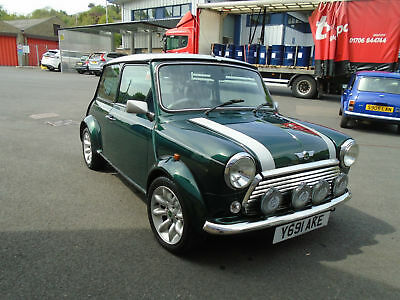 ROVER MINI COOPER 500 (No. 424 OF 500)