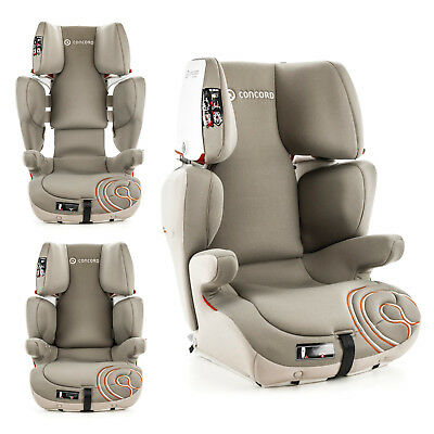 kindersitz concord transformer t isofix autositz gruppe 2 3 testsieger mit 1 8 eur 149 99. Black Bedroom Furniture Sets. Home Design Ideas