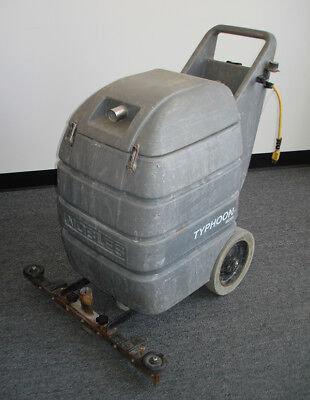 Wet Vacuum By Tennant Nobles, Typhoon, Model Wd1610, 120V, Works, Need Hoses, #2