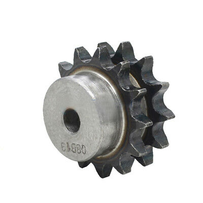 "#40 Chain Drive Sprocket 20T Double Strand Pitch 1/2"" 08B20T Chain Sprocket"