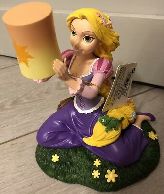 Figurine LUMINEUSE RAIPONCE / Light Up Rapunzel Disneyland Paris
