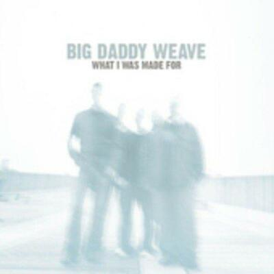 What I Was Made For - Big Daddy Weave (CD)