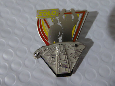 Disney Trading Pin 127204 Solo: A Star Wars Story - Force For Change (Unicef)