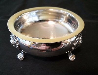 Sterling Silver Sugar Basin by Mackay & Chisholm Edinburgh 1896