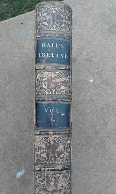 Book of  Ireland I Mr and Mrs Hall