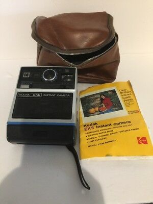 Kodak EK6 Instant Camera #L1722BP Parts Inv B3