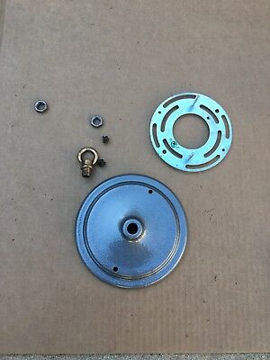 Industrial Ceiling Canopy Kit For Light Fixtures Lamp Lanterns Chandeliers