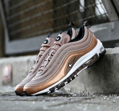 Nike Air Max 97 Desert Dust Size 7.5 UK Genuine Authentic Mens Trainers 1 95