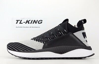 Puma Tsugi Jun Grey Violet Quiet Shade White Sneakers Trainers 365489 03   120 Ga b7b3b3256