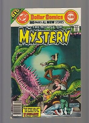 House of Mystery 251 DC Bronze Age Horror Dollar Comics Neal Adams Cover 80 page