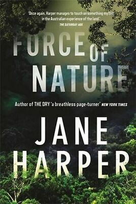 NEW Force of Nature By Jane Harper Paperback Free Shipping
