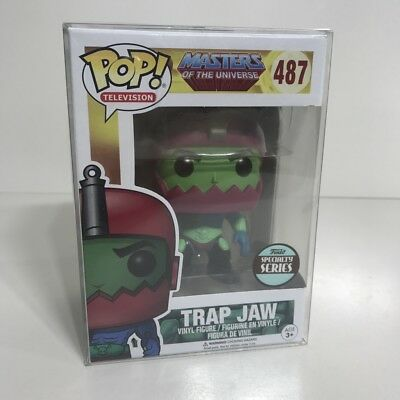 Masters of the Universe - TRAP JAW - SPECIALTY SERIES FUNKO POP Vinyl New