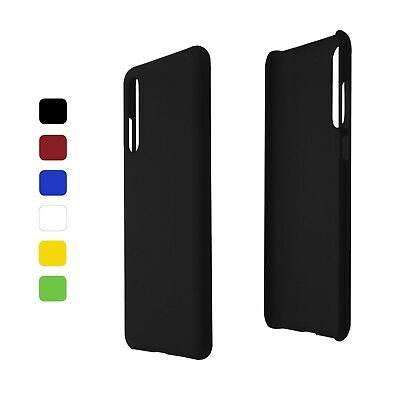 Case Hard Rubberised for Huawei P20 pro Case Cover Phone Cover Case