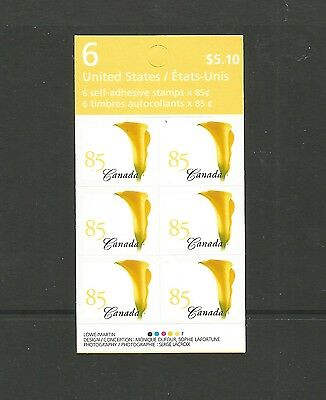 BKT  303d  UNLISTED VERSION   85c   YELLOW CALLA LILY