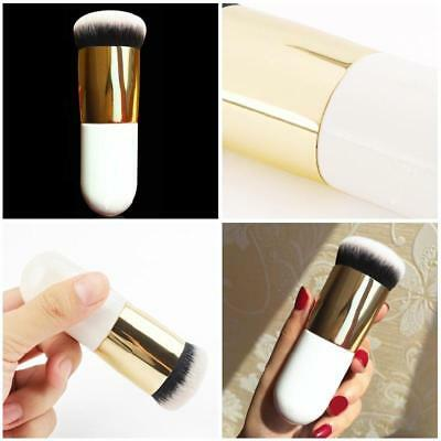 New Chubby Pier Foundation Brush Flat Cream Makeup Brushes Pro Cosmetic Brush