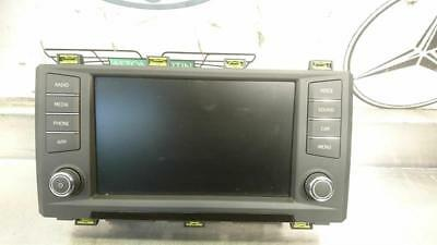 Seat Ateca 2017 Radio Headunit Display Screen Touchscreen Lcd 575919606A
