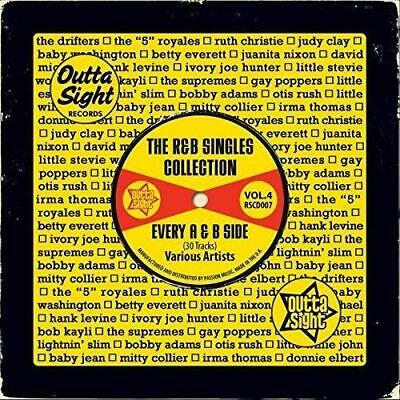 Outta Sight -  The R&b Singles Collection Volume 4 (New/sealed) Cd
