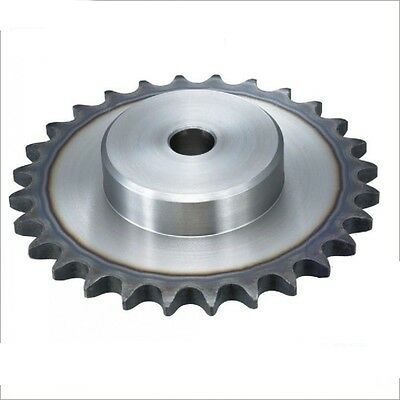 "#35 Chain Drive Sprocket 49/50/51/52/53/54/55/56T Pitch 3/8"" For 06B #35 Chain"