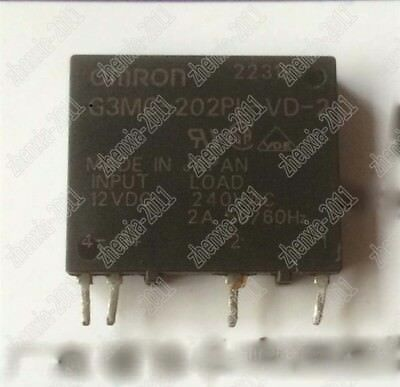 OMRON RELAY G3PA-240B-VD Used #60917 - $36.00 | PicClick on