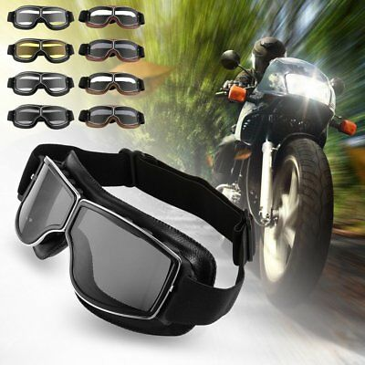 Motorcycle Goggles Bike Goggles UV Protective Dust-proof Protective Glasses NI
