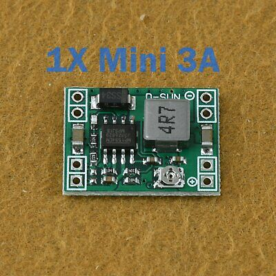 2X 3A DC-DC Adjustable Converter Step down Power Supply replace NI LM2596S