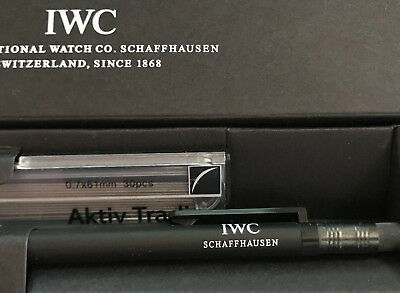 "IWC Bleistift mit Wechselminen ""Magic Pen"" NEU! IWC pencil with extra leads! New"
